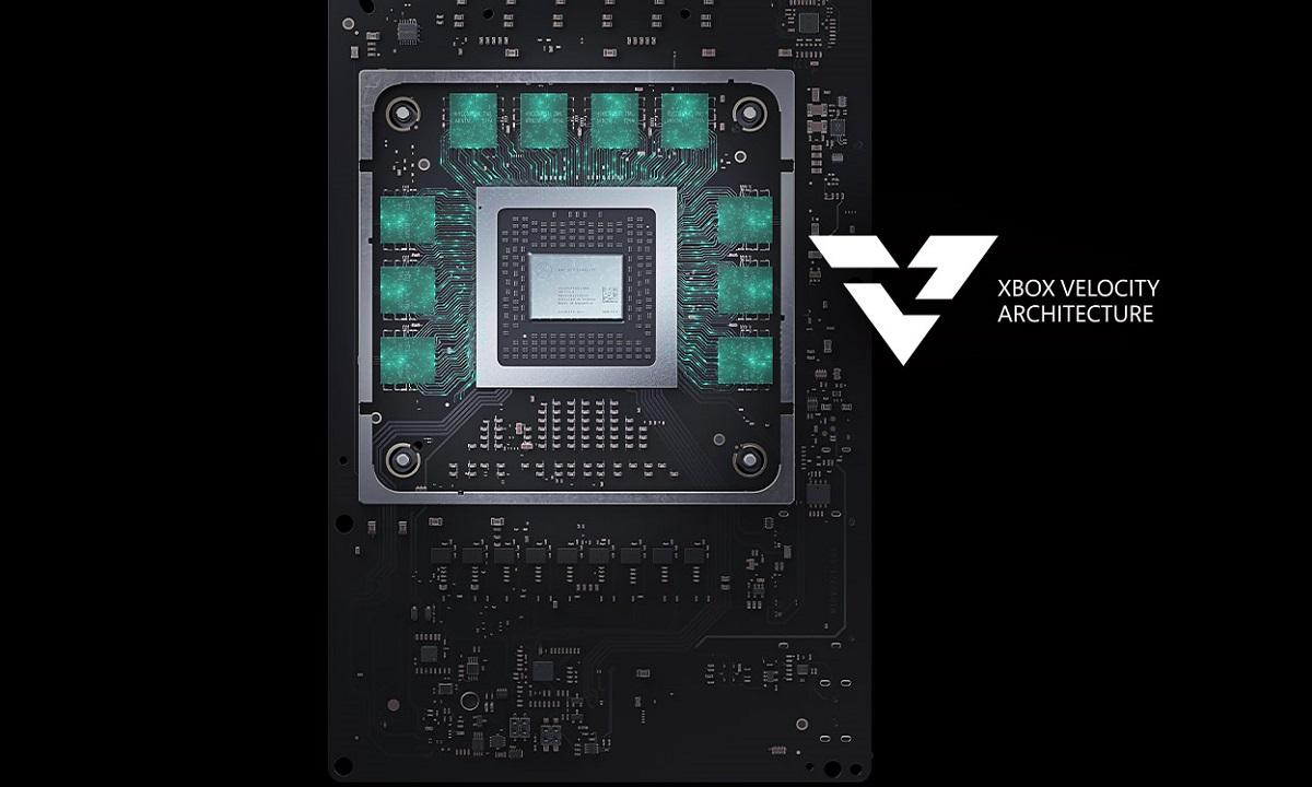 Arquitectura Xbox Series X