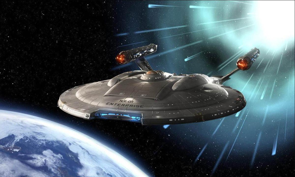 Cenizas James Doohan Scotty Star Trek ISS Estación Espacial Internacional