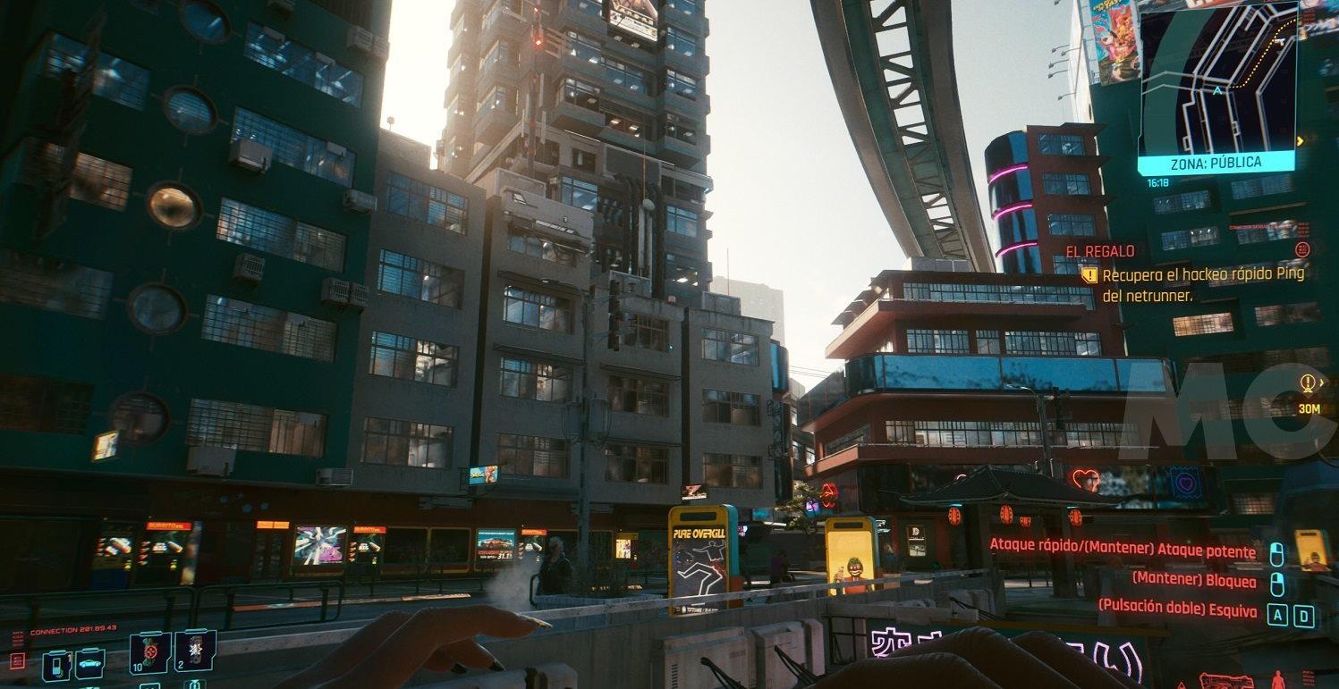 Cyberpunk 2077 y la polémica de los juegos mal optimizados: cuando el problema es pedirle peras al olmo 33