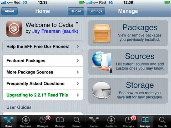 El creador de Cydia demanda a Apple por aplicar políticas anticompetencia