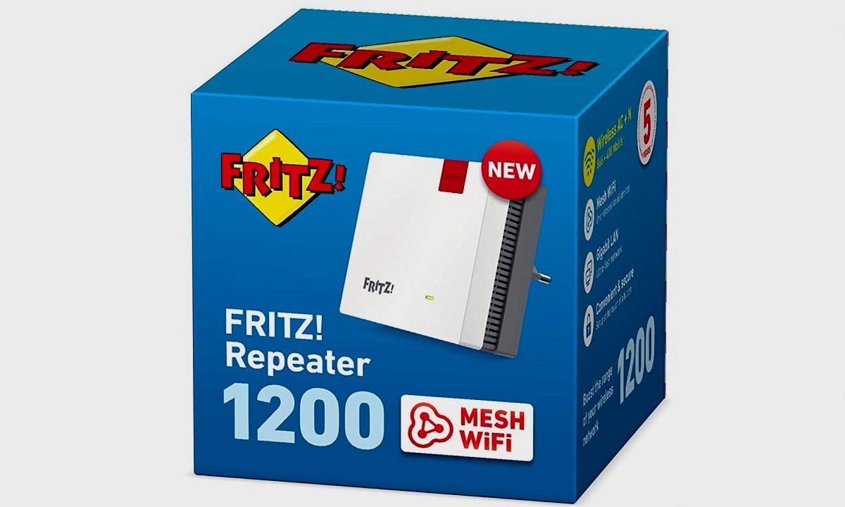 FRITZ!Repeater 1200 de AVM