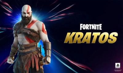 Fortnite Temporada 5 PS5 Kratos