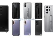 Funda oficial Galaxy S21 Samsung