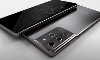 Galaxy S21 portada Samsung