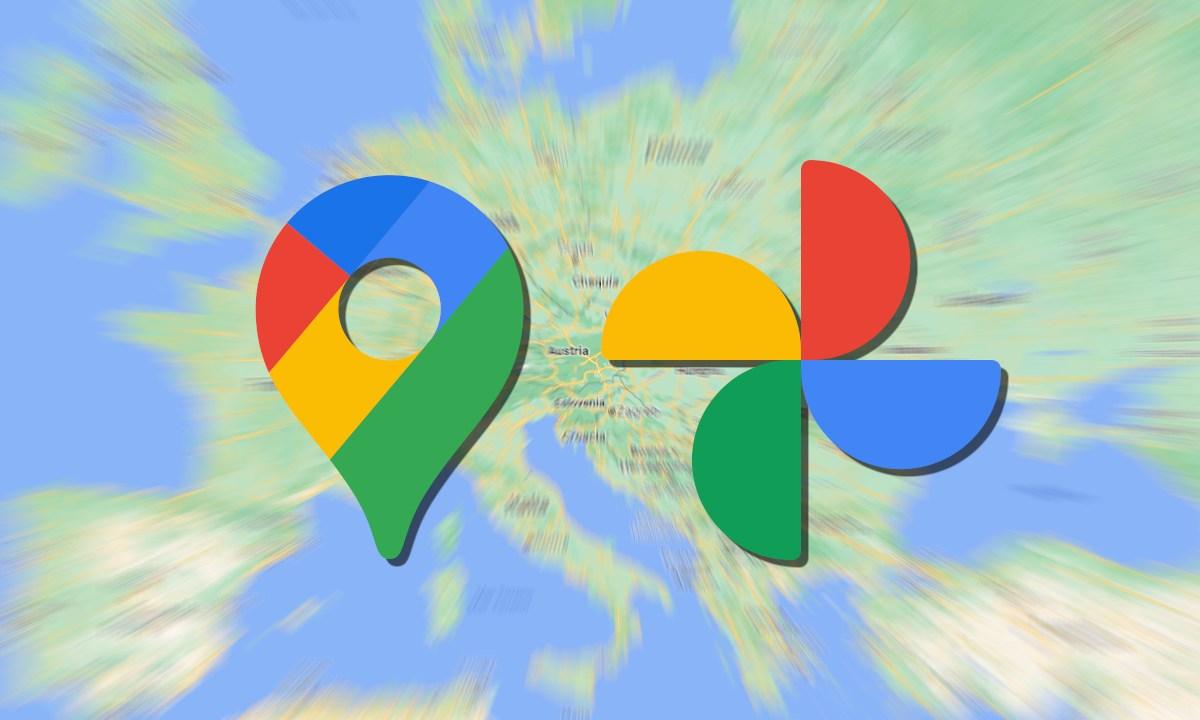 Google Fotos Maps