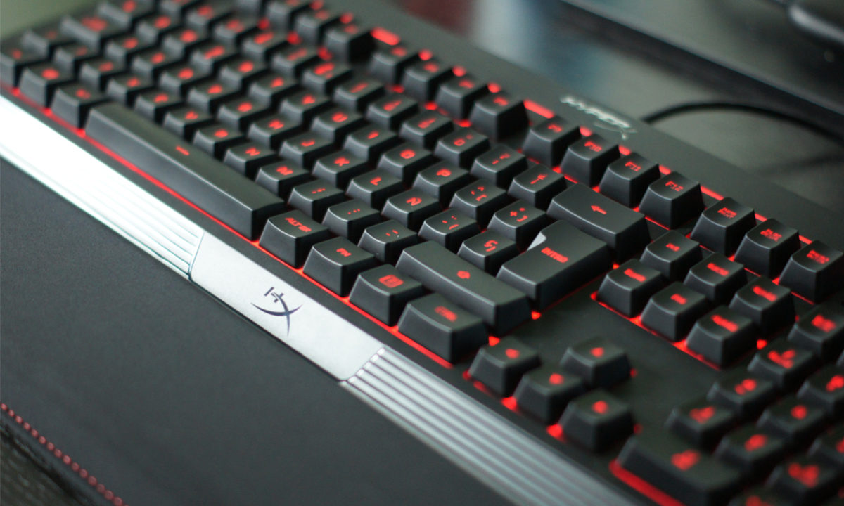 HyperX Alloy Core RGB