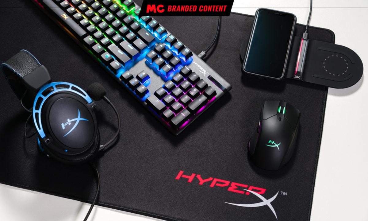 HyperX regalos navidad gaming