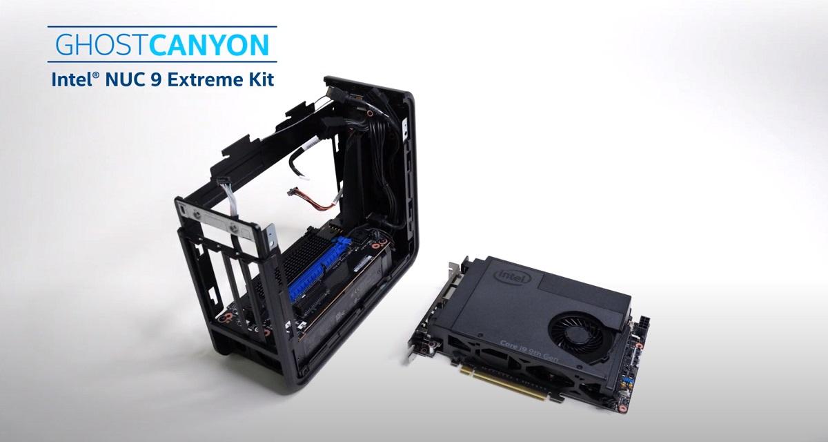 Intel NUC 9 Extreme Kit, análisis: potencia y tamaño no están reñidos 35