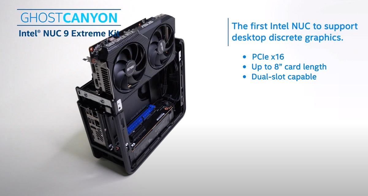 Intel NUC 9 Extreme Kit, análisis: potencia y tamaño no están reñidos 32