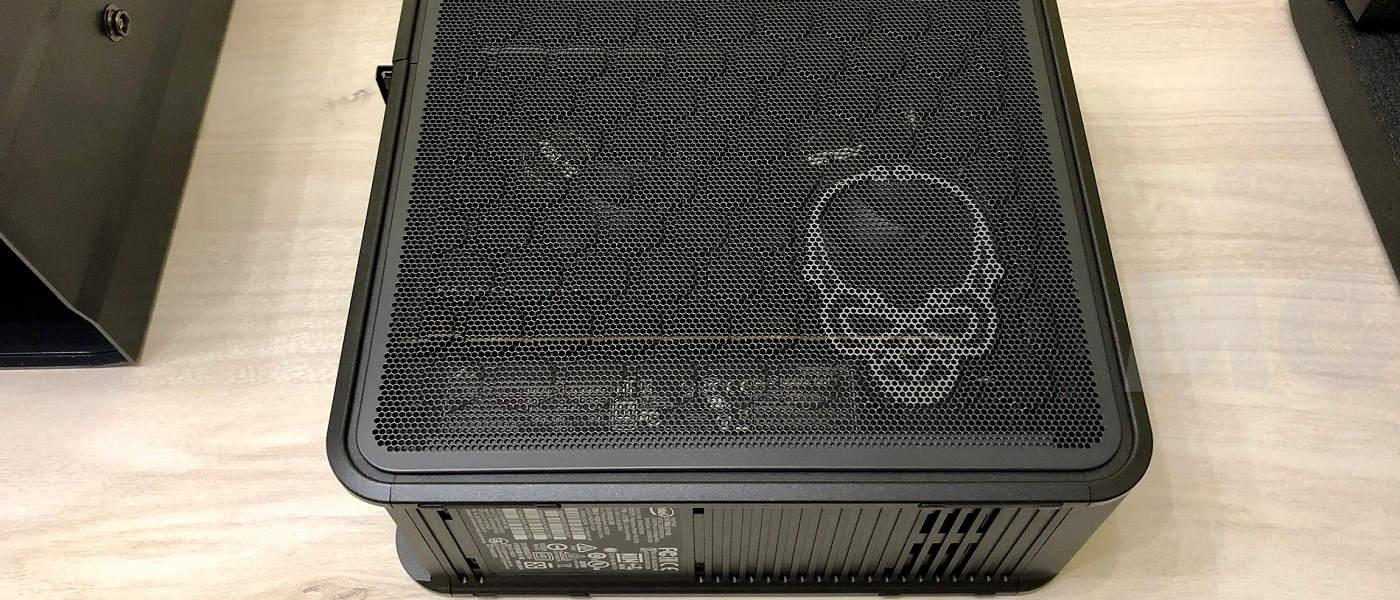 Intel NUC 9 Extreme Kit, análisis: potencia y tamaño no están reñidos 29