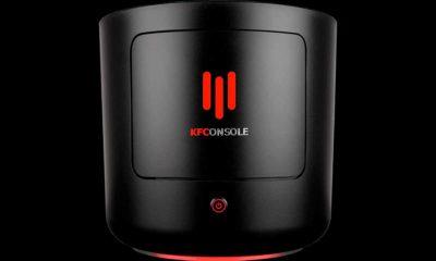 KFC presenta su consola, de la mano de Intel y Cooler Master
