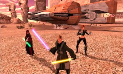 Star Wars KOTOR 2; próximamente en Android e iOS