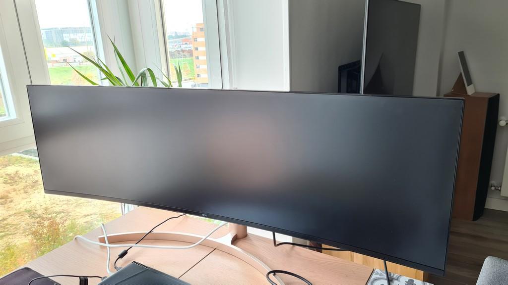 Análisis del monitor LG 49WL95 31
