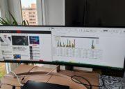 Análisis del monitor LG 49WL95 47