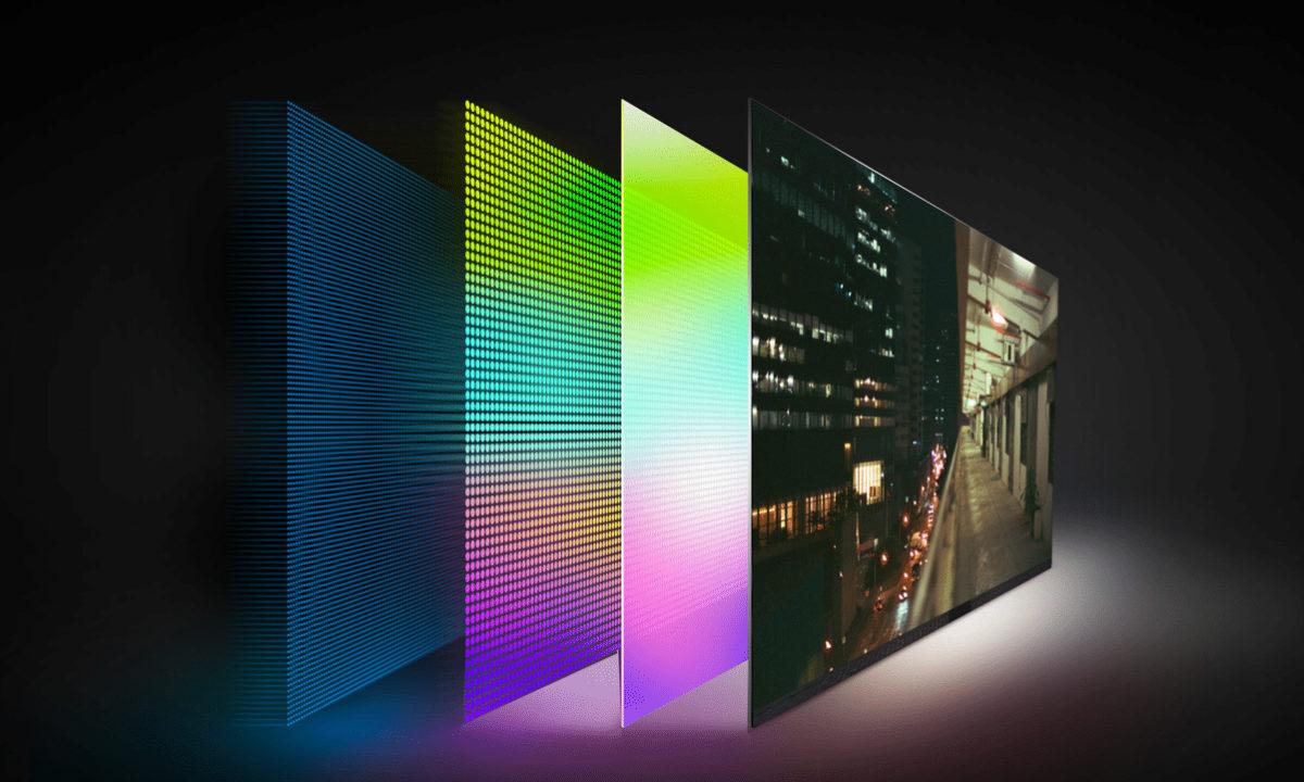 LG QNED Mini LED CES 2021