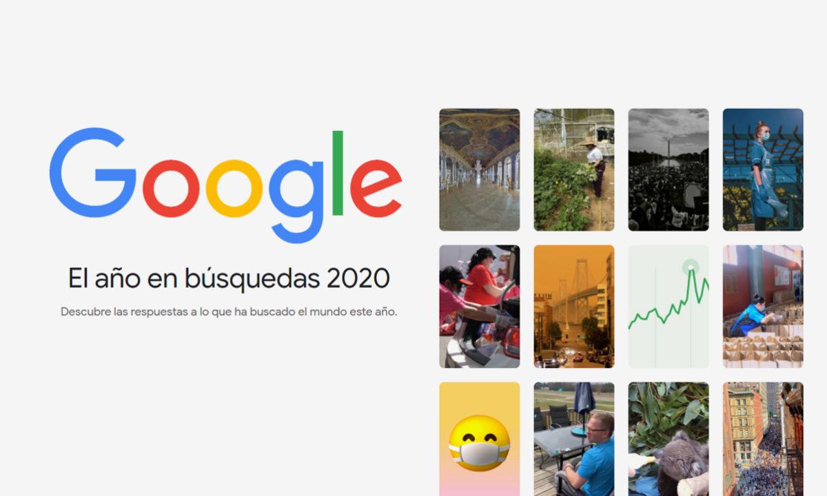 Lo más buscado en Google 2020