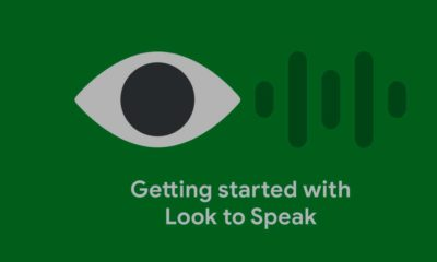 Look to Speak: mira a tu smartphone y que hable por ti