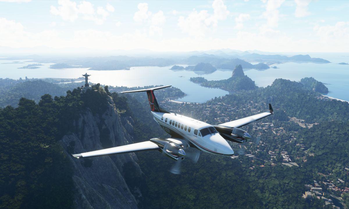 Los mejores juegos de 2020: Microsoft Flight Simulator