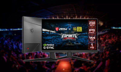 MSI Optix G242 Monitor Gaming