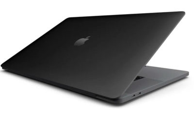 MacBook negro mate, entre los planes de Apple