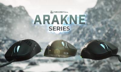 Newskill Arkane Series raton gaming