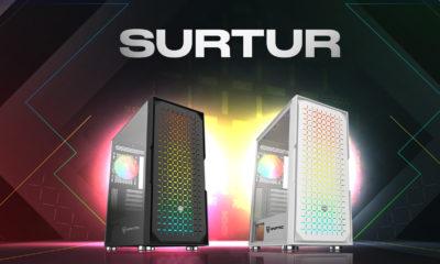 Nfortec Surtur y Maia llevan el RGB al máximo exponente 100