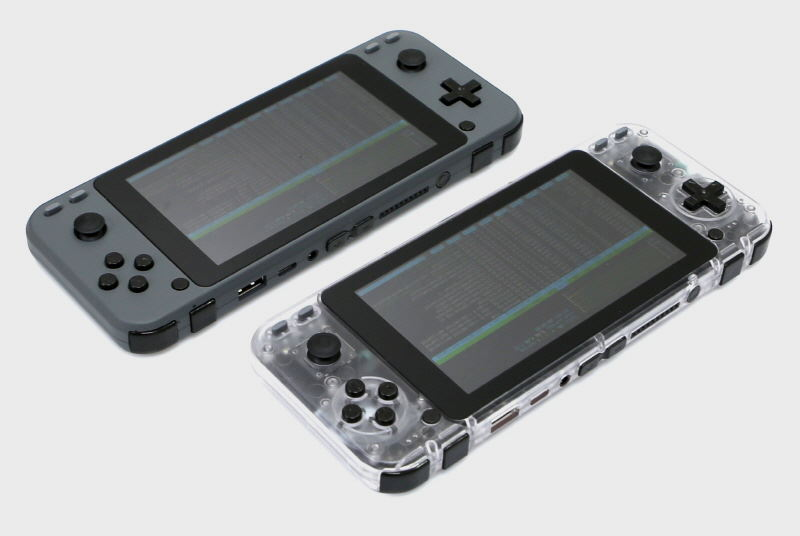 Console Super Portable ODROID-Go