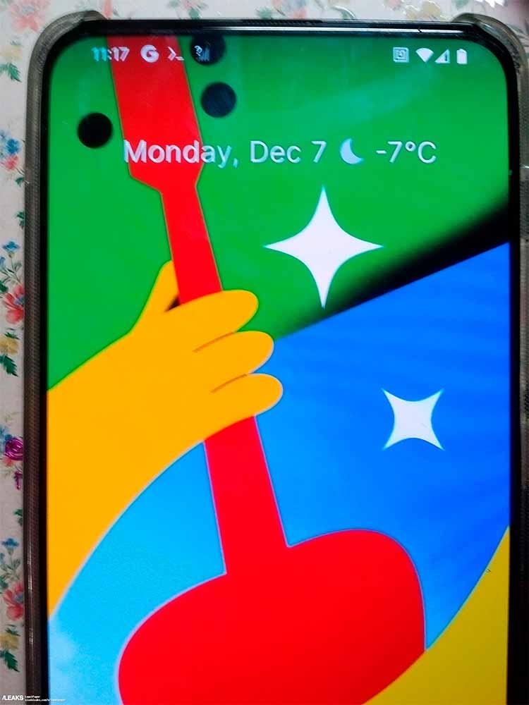 Google Pixel 5 Pro, una filtración un tanto sorprendente