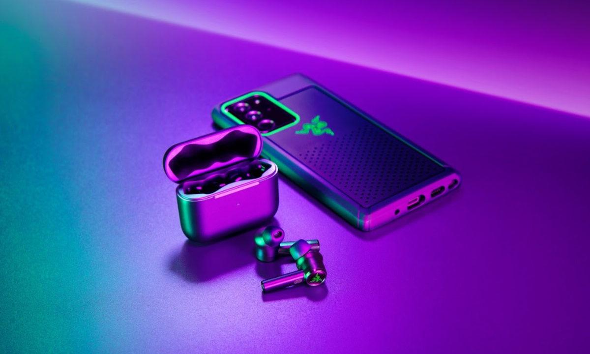 Razer Hammerhead True Wireless Pro mobile gaming headset