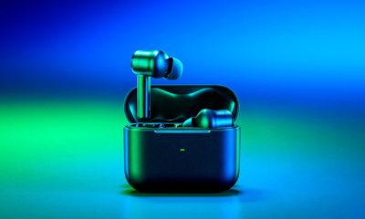 Razer Hammerhead True Wireless Pro auriculares inalambricos gaming