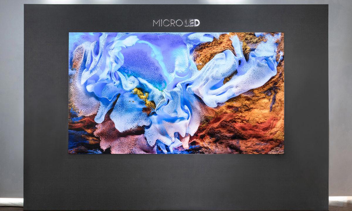 Samsung MicroLED