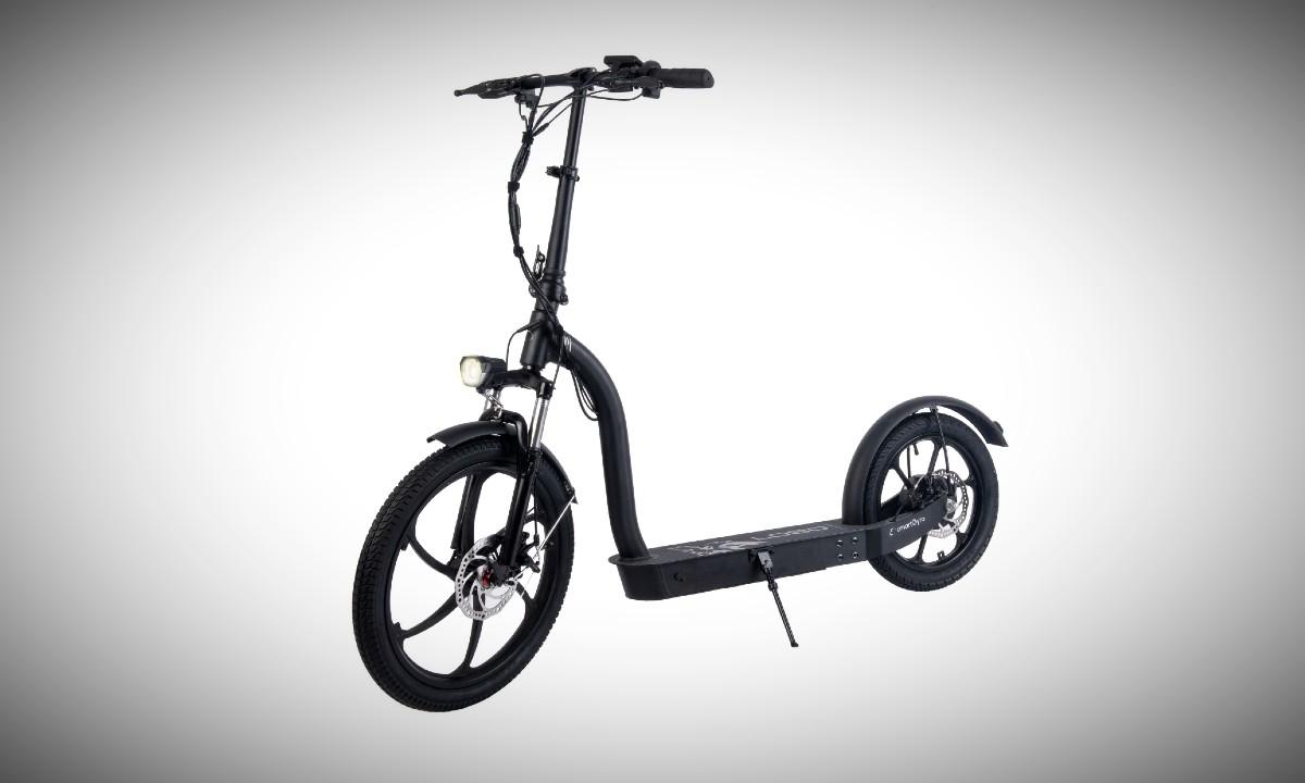 Nuevo smartGyro Lobo, una mezcla entre bicicleta y patinete eléctrico 27