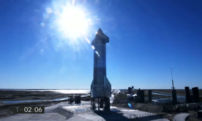 SpaceX Starship SN8 exito vuelo de prueba accidente explosión