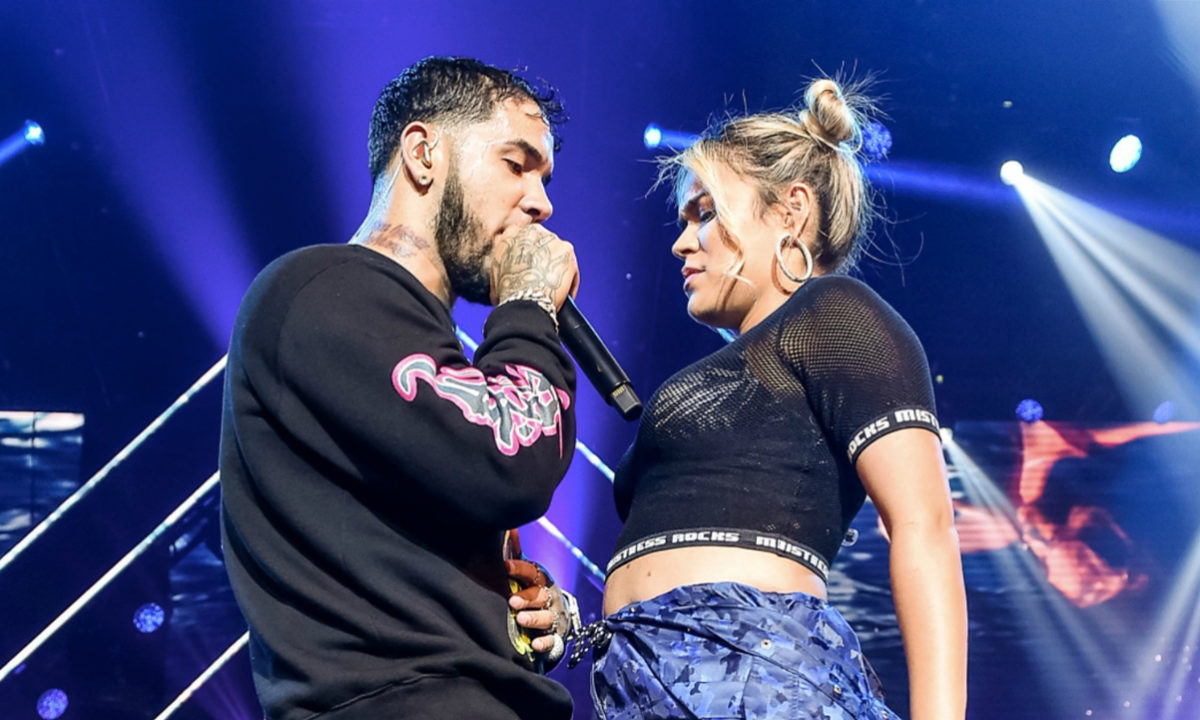 Most listened to Spotify of 2020 Karol G Anuel AA
