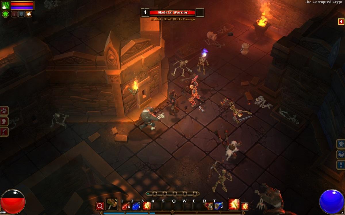 Torchlight II juegos gratis
