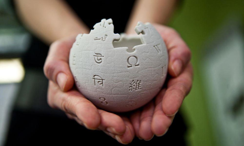 Wikipedia en 2020