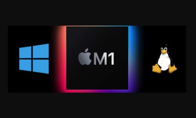 Windows 10 en un Apple M1