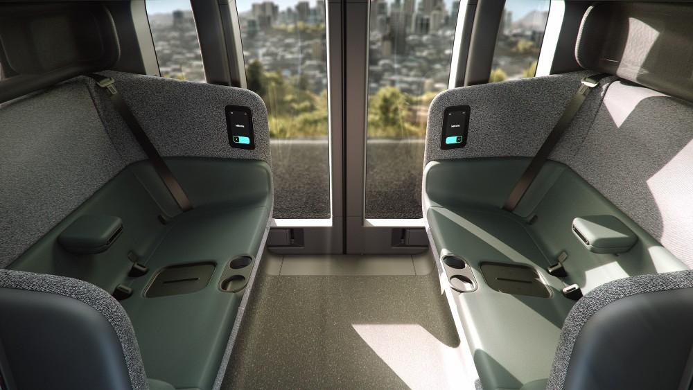 Amazon presenta el robotaxi de Zoox 35