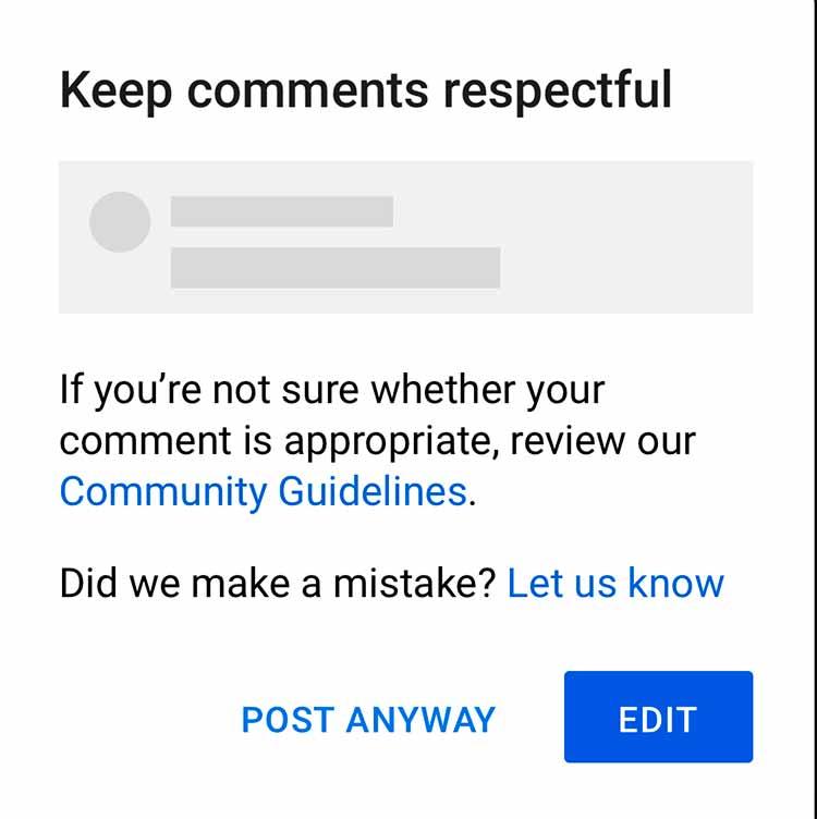 YouTube también pretende acabar con los mensajes de odio