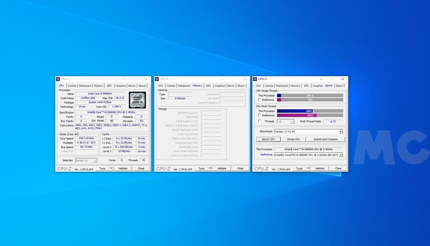 Intel NUC 9 Extreme Kit, análisis: potencia y tamaño no están reñidos 51