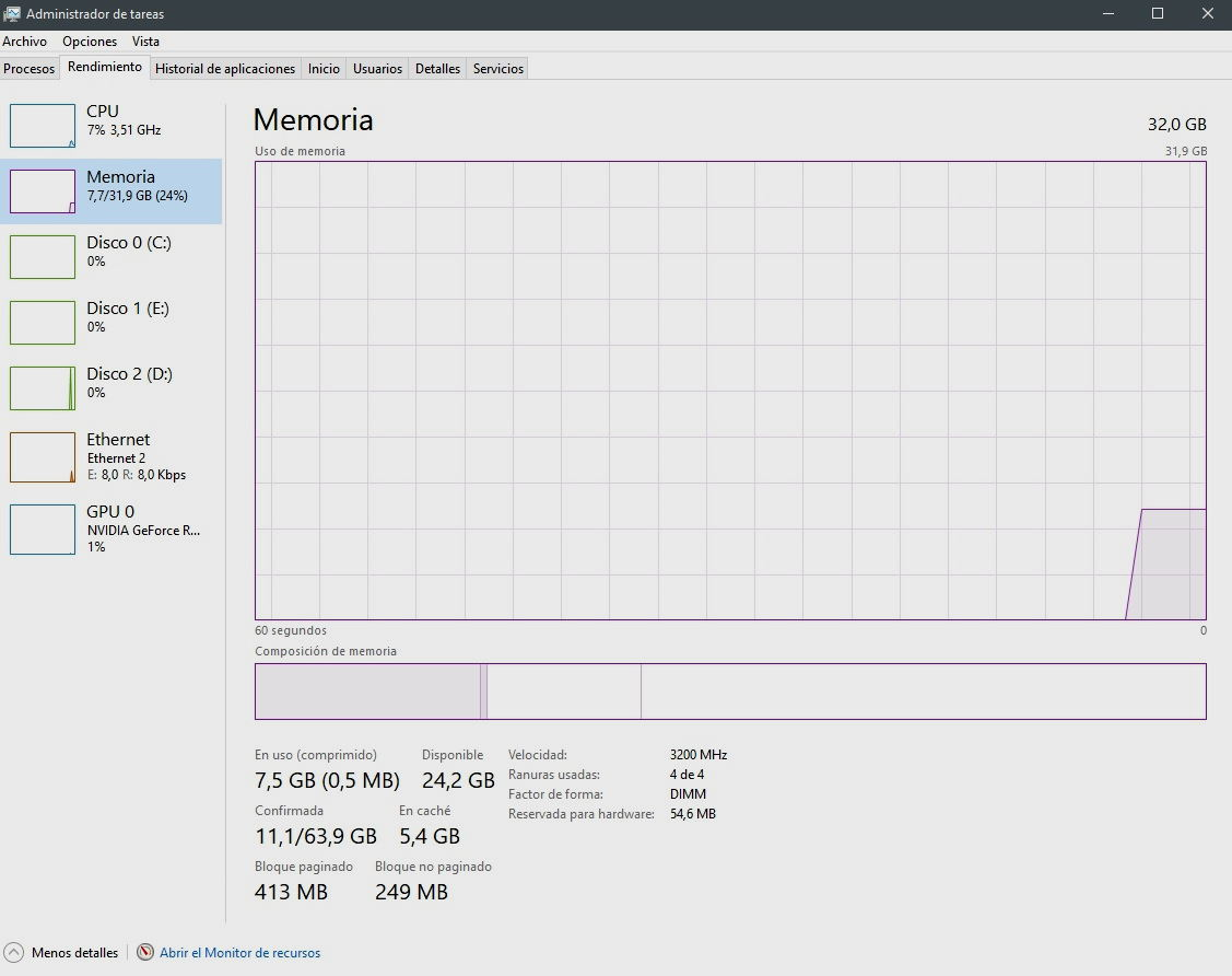 Chrome en Windows 10