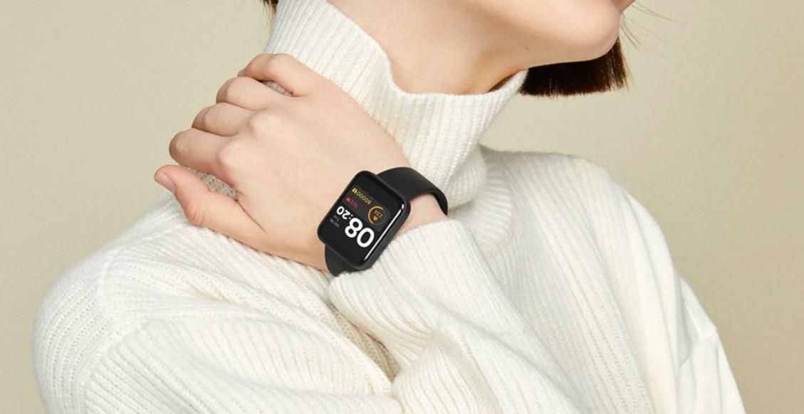 Xiaomi Mi Watch Lite ya está disponible en España