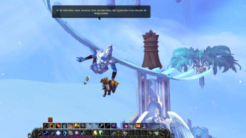 World of Warcraft Shadowlands Análisis