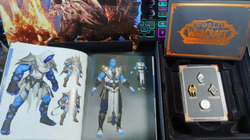 World of Warcraft Shadowlands Edición Coleccionista