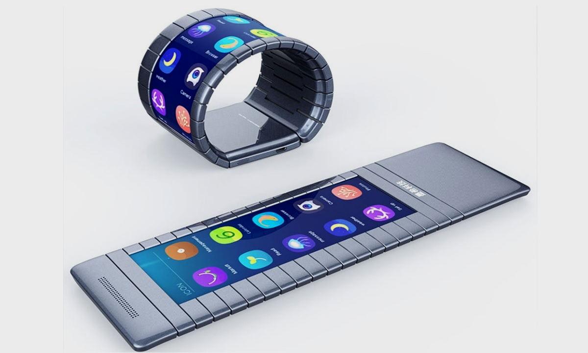 smartphone enrollable portada