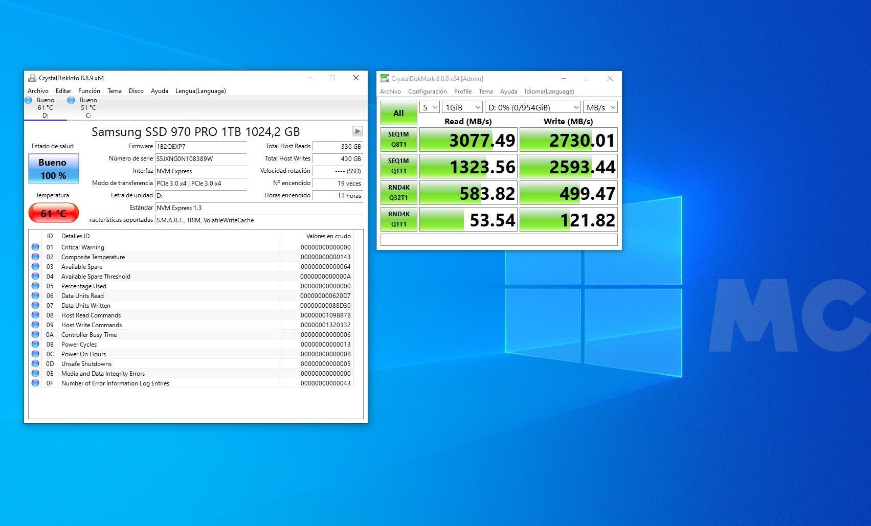 Intel NUC 9 Extreme Kit, análisis: potencia y tamaño no están reñidos 57