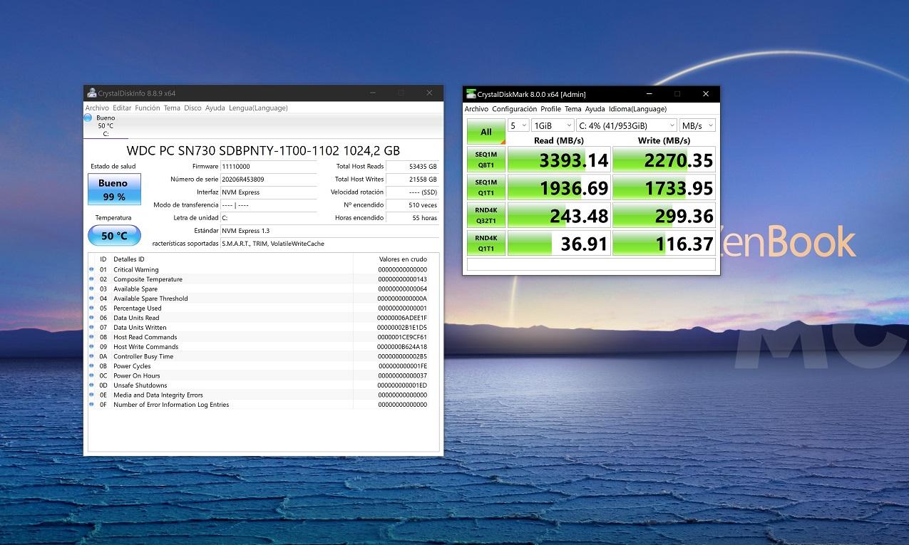 ASUS ZenBook Flip S (UX371), análisis: lujo y tecnología se dan la mano en un convertible para usuarios exigentes 57