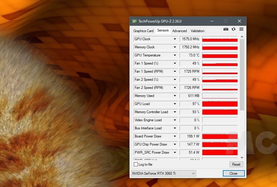 GeForce RTX 3060 Ti, análisis: una gama media con aires de gama alta 125