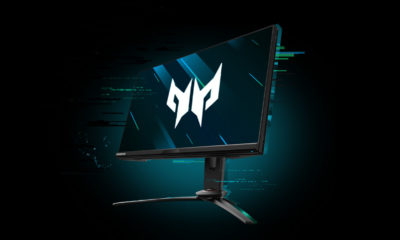 Acer Monitores Gaming CES 2021