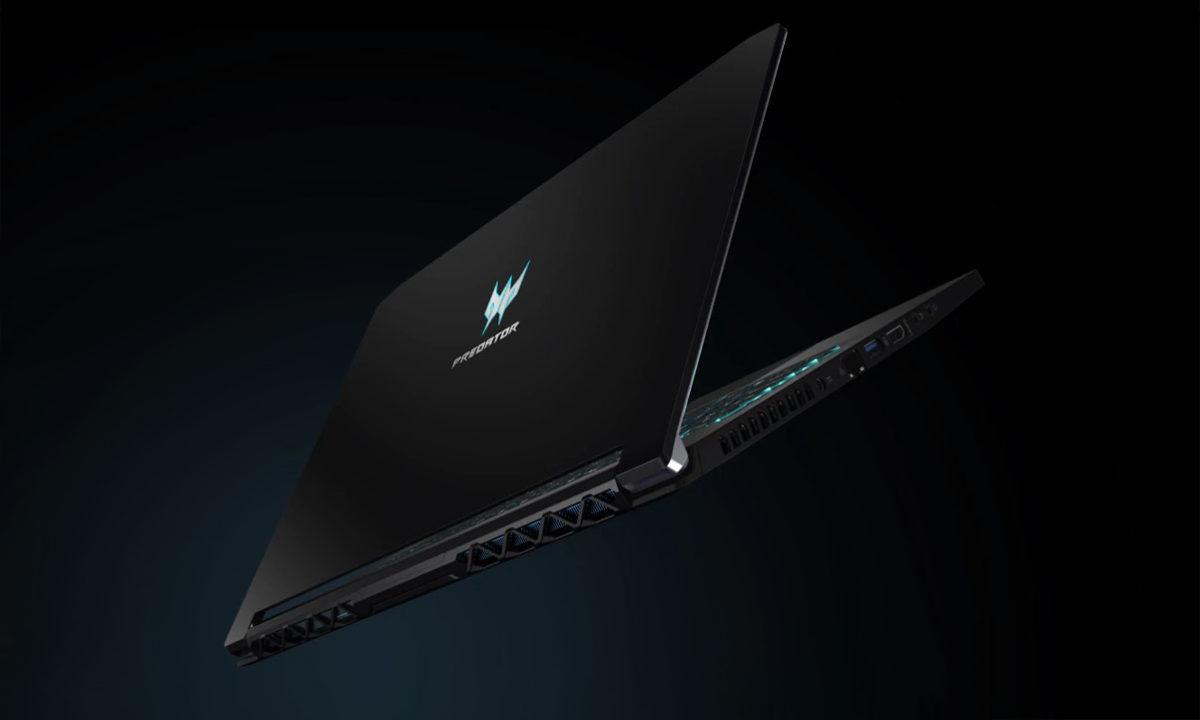 Acer renueva sus portátiles gaming con las NVIDIA RTX 30 y Radeon RX 29